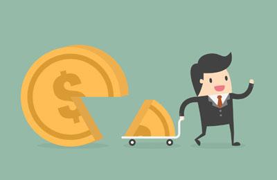 Отчисления с заработной платы пример